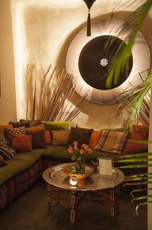 Maison MK : Reception lounge