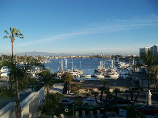 Glorietta Bay Inn : View From Penthouse
