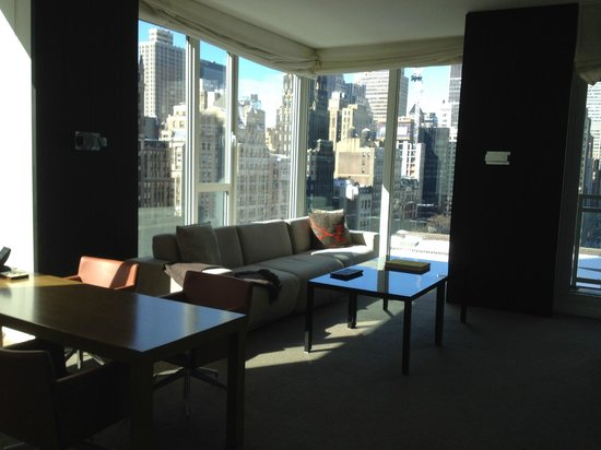 Andaz 5th Avenue : Great Living Room