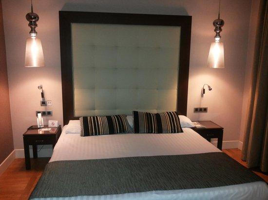 Eurostars David: camera da letto