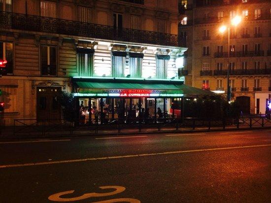 Restaurant Comedia  Paris