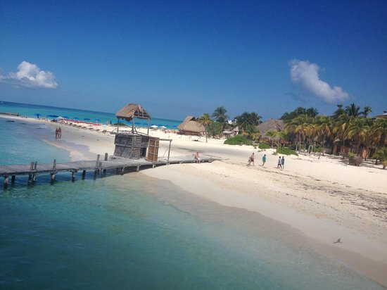 Playa Norte : Praia