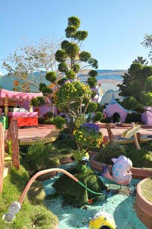 Universal's Islands of Adventure : islands of Advenure