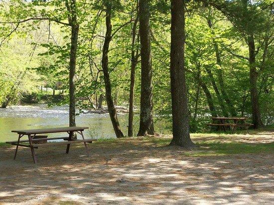 Cuddebackville, NY: Scenic Picnicking