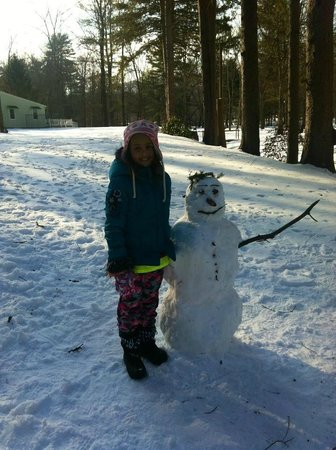 Cuddebackville, NY: Winter Fun!