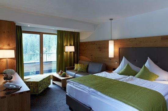Hotel Garni Fimba: Zimmer