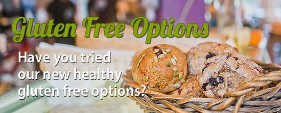 The Bakery: Have you tried our Gluten Free options?