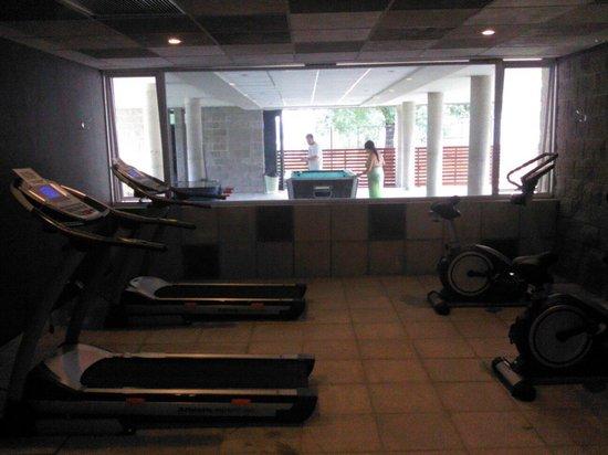 Altos del Valle: Gym
