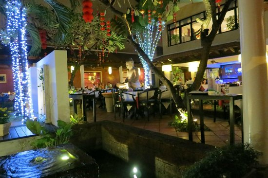 Malis Cambodian Restaurant: Restaurant Malis