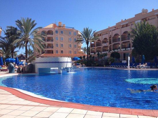 Dunas Mirador Maspalomas: Pool view