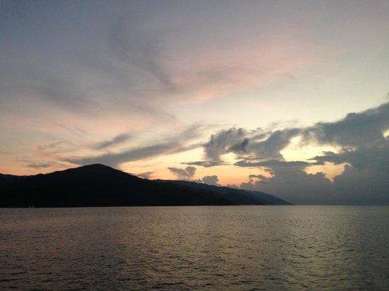 Rhythms of the Night by Vallarta Adventures: Gorgeous sunset