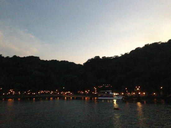 Rhythms of the Night by Vallarta Adventures: Beautiful as we enter Las Caletas
