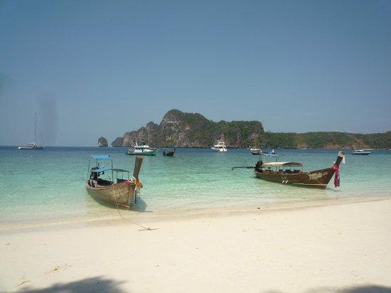 PP Casita: plages paradisiaque