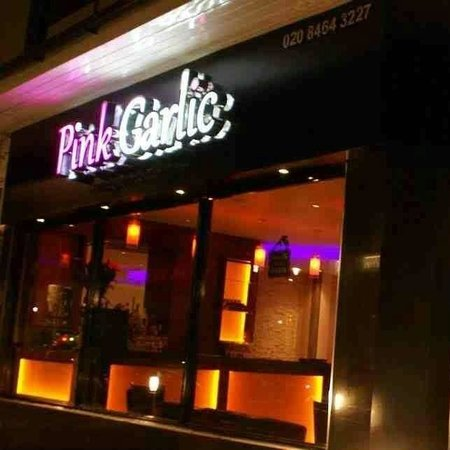 Pink Garlic The Best Indian Restaurant In My View Bromley