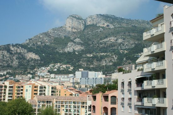 Columbus Monte-Carlo: Vue depuis la chambre du Colombus Monte Carlo