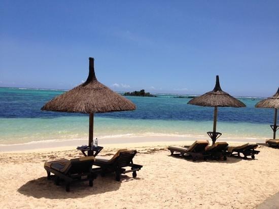 Club Med La Pointe aux Canonniers : spiaggia