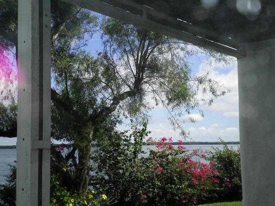 Howard Johnson Express Inn Ituzaingo: Vista desde el cuarto