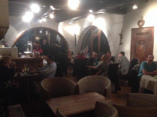 La Recre Gourmande: Côté bar