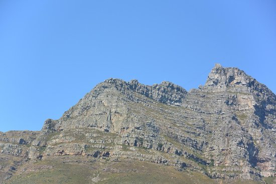 Balfour Place Guesthouse : Blick auf den Tafelberg