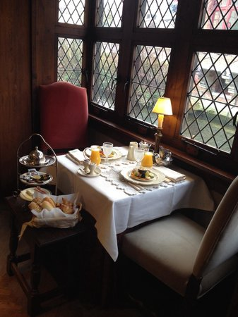 Guesthouse Bonifacius: Our delicious breakfast