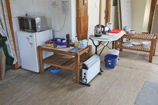 Last Resort: Communal cooking facilities
