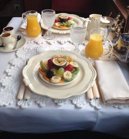 Guesthouse Bonifacius: Delicious