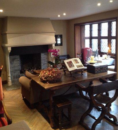 Guesthouse Bonifacius: Beautiful lounge/breakfast room