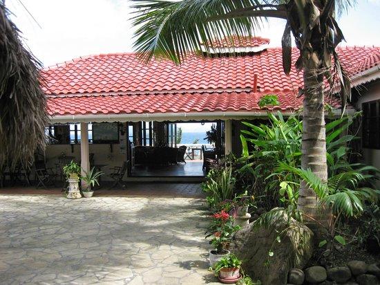 Petite Anse Hotel Grenada: Dining Area