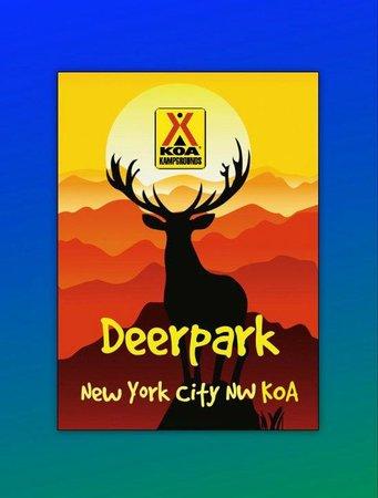 Cuddebackville, NY: DeerparkKOA.com