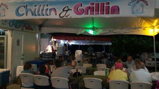 Chillin & Grillin