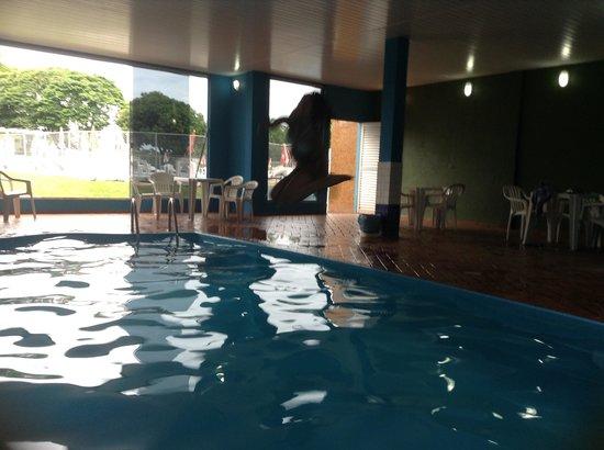 Dom Pedro I Palace Hotel: quarto
