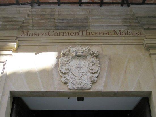 Museo Carmen Thyssen Malaga: Thyssen Malaga