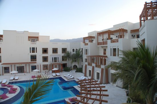Sifawy Boutique Hotel: The hotel