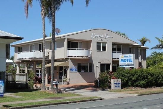 Noosa Sun Motel & Holiday Apartments: Motel