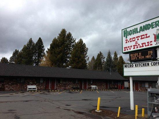 Highlander Motel & RV Park 사진