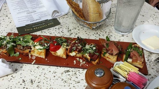 BRIO Tuscan Grille: One of the delicious appetizers