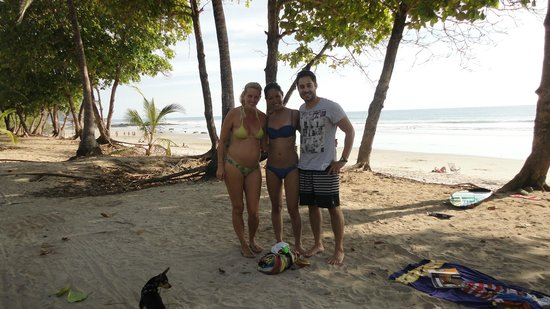 Al Chile Surf Shop and School : With Ester and Pinky !