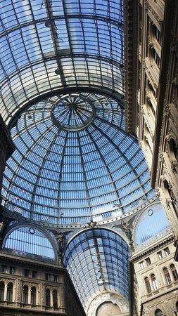 Hotel Art Resort Galleria Umberto: Galleria