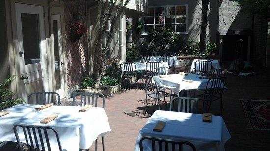Marie's Garden cafe