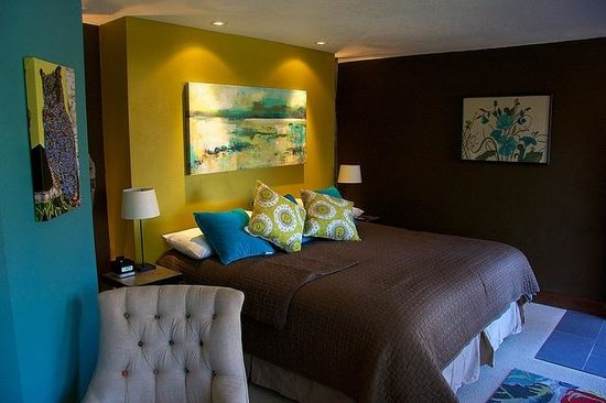 Mill Inn Bed and Breakfast: River Wild Suite