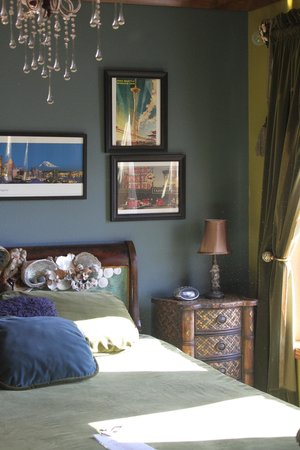 Mill Inn Bed and Breakfast: Seattle Suite
