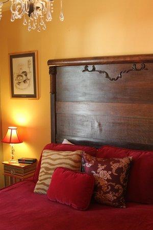 Mill Inn Bed and Breakfast: Golf Room