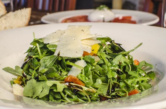 Trattoria Romana South : salad