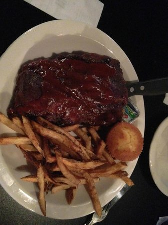 Tavern of Solon: Half Slab Baby Back Ribs Dinner