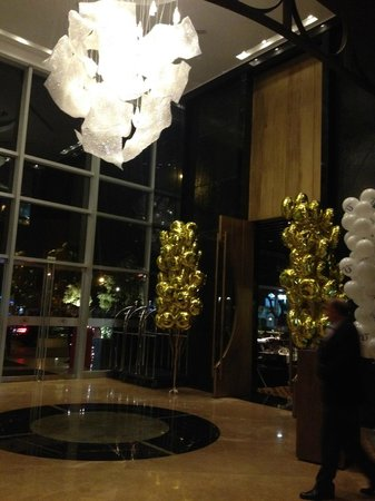 Hilton Lima Miraflores: Decorations for New Years