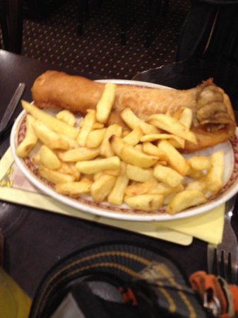 Bispham Kitchen: The moby dick