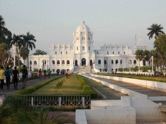 Agartala, India: Museum building