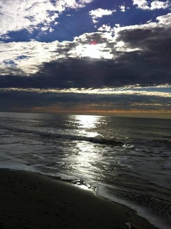 Wild Dunes Resort: beach