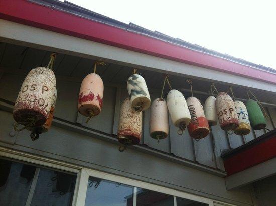 Santa Barbara Shellfish Company : Decoration