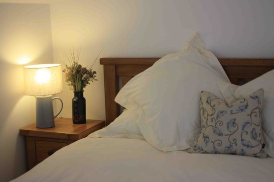 Brecklate B&B : Super kingsize bed